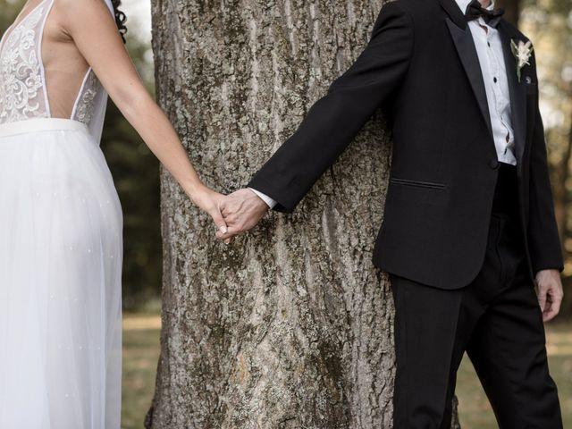 El casamiento de Luis y Yami en Cañuelas, Buenos Aires 45
