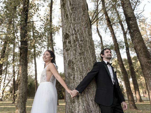 El casamiento de Luis y Yami en Cañuelas, Buenos Aires 1