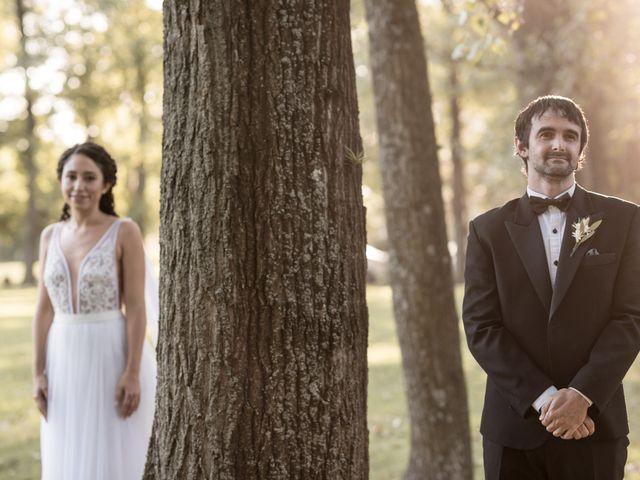 El casamiento de Luis y Yami en Cañuelas, Buenos Aires 48