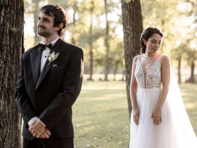 El casamiento de Luis y Yami en Cañuelas, Buenos Aires 49