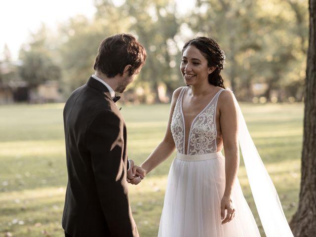 El casamiento de Luis y Yami en Cañuelas, Buenos Aires 57