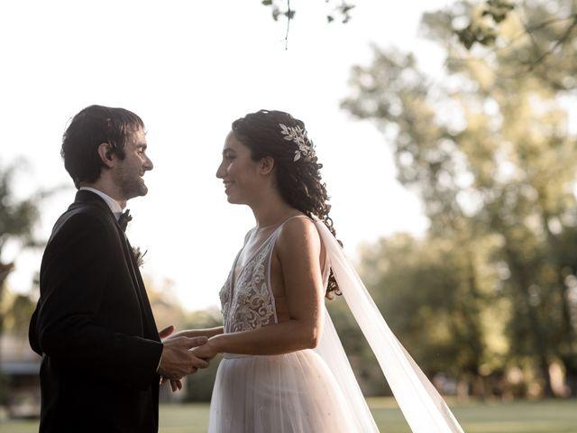 El casamiento de Luis y Yami en Cañuelas, Buenos Aires 58