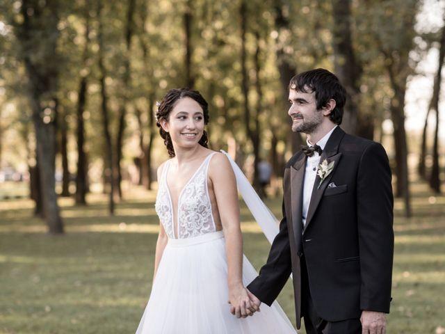 El casamiento de Luis y Yami en Cañuelas, Buenos Aires 61