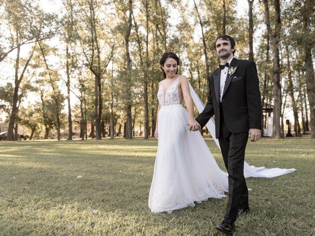 El casamiento de Luis y Yami en Cañuelas, Buenos Aires 62