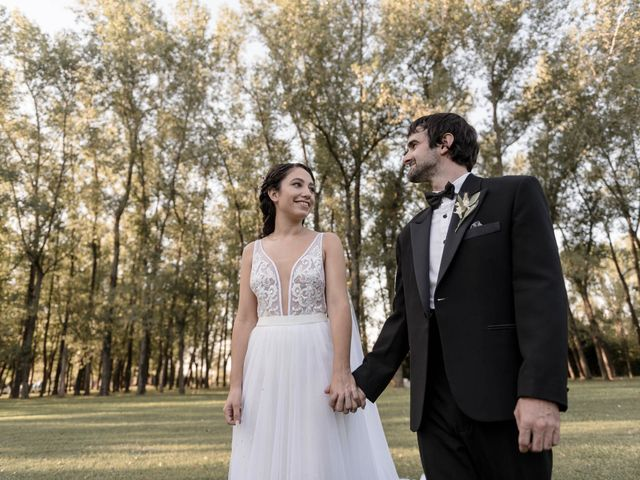 El casamiento de Luis y Yami en Cañuelas, Buenos Aires 63