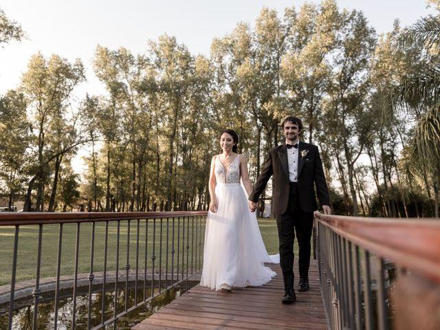 El casamiento de Luis y Yami en Cañuelas, Buenos Aires 64