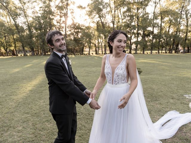 El casamiento de Luis y Yami en Cañuelas, Buenos Aires 70