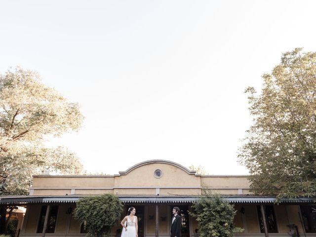 El casamiento de Luis y Yami en Cañuelas, Buenos Aires 71
