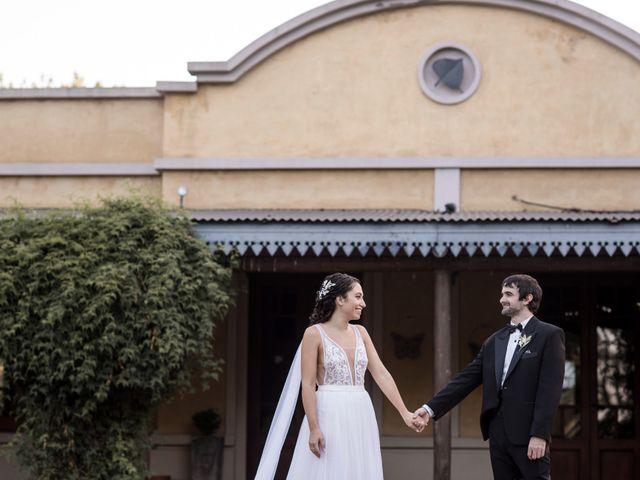 El casamiento de Luis y Yami en Cañuelas, Buenos Aires 72