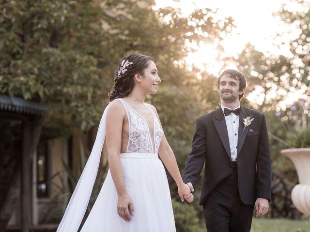 El casamiento de Luis y Yami en Cañuelas, Buenos Aires 73