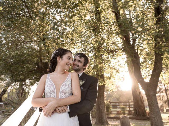 El casamiento de Luis y Yami en Cañuelas, Buenos Aires 74