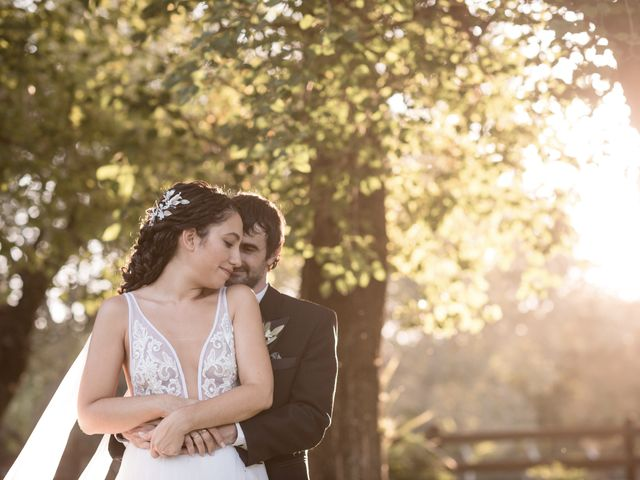 El casamiento de Yami y Luis