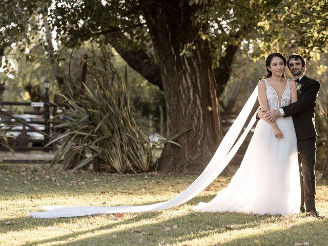 El casamiento de Luis y Yami en Cañuelas, Buenos Aires 75