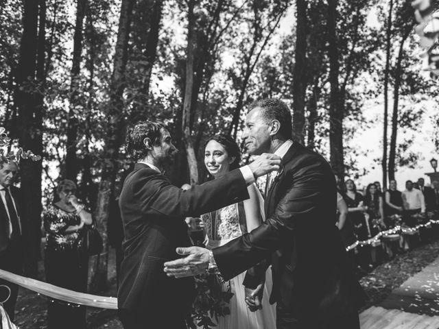 El casamiento de Luis y Yami en Cañuelas, Buenos Aires 86