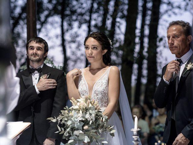 El casamiento de Luis y Yami en Cañuelas, Buenos Aires 87