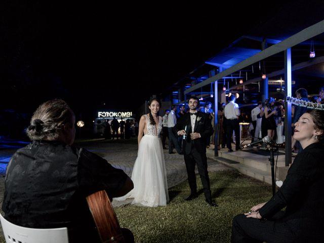 El casamiento de Luis y Yami en Cañuelas, Buenos Aires 111