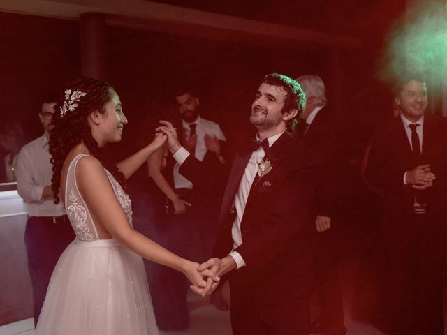 El casamiento de Luis y Yami en Cañuelas, Buenos Aires 123