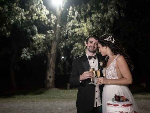 El casamiento de Luis y Yami en Cañuelas, Buenos Aires 142