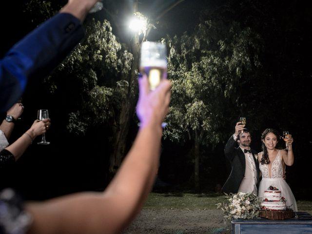 El casamiento de Luis y Yami en Cañuelas, Buenos Aires 144