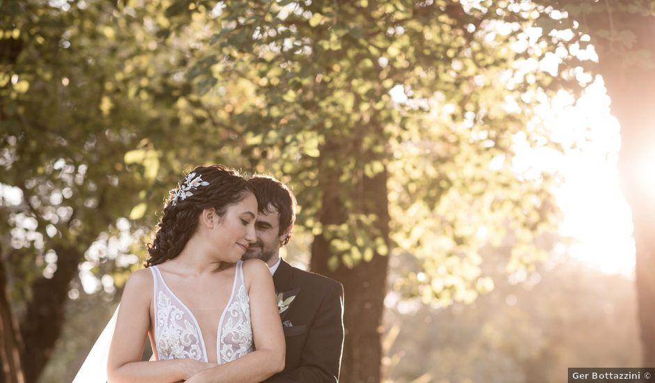 El casamiento de Luis y Yami en Cañuelas, Buenos Aires