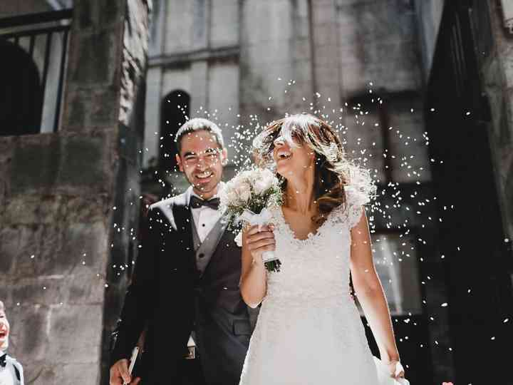 El casamiento de Laura y Pablo