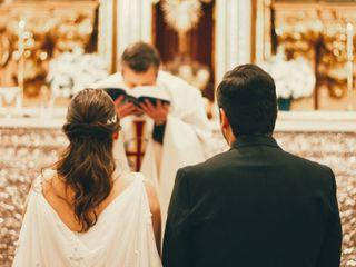 El casamiento de Agustina y Patricio 2