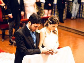 El casamiento de Agustina y Patricio 3