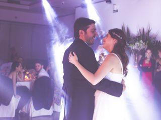 El casamiento de Agustina y Patricio
