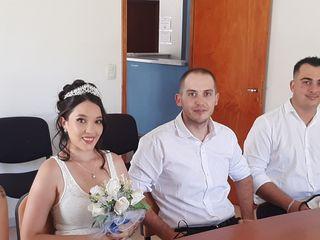 El casamiento de Yami  y Gera  3