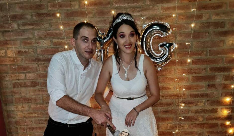 El casamiento de Gera  y Yami  en Toledo, Córdoba