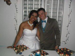 El casamiento de Gustavo y Yolis