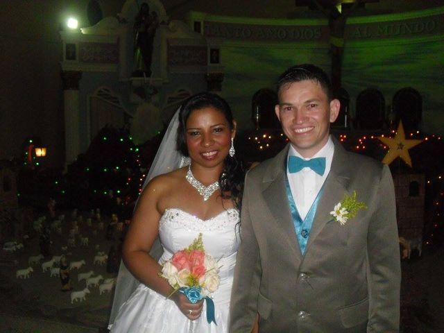 El casamiento de Yolis y Gustavo en Venezuela, Chaco 1