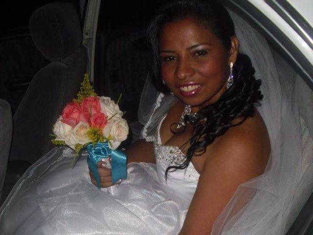 El casamiento de Yolis y Gustavo en Venezuela, Chaco 2