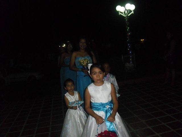 El casamiento de Yolis y Gustavo en Venezuela, Chaco 6