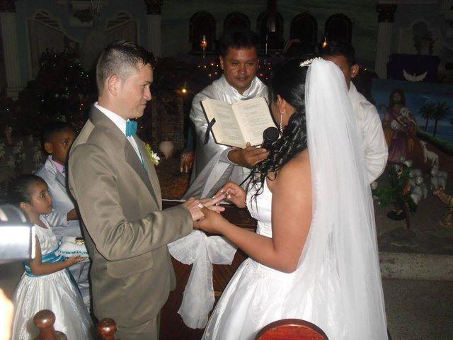 El casamiento de Yolis y Gustavo en Venezuela, Chaco 8