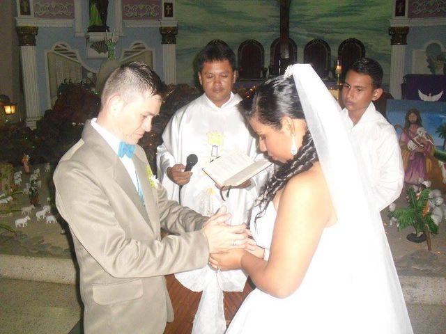 El casamiento de Yolis y Gustavo en Venezuela, Chaco 9