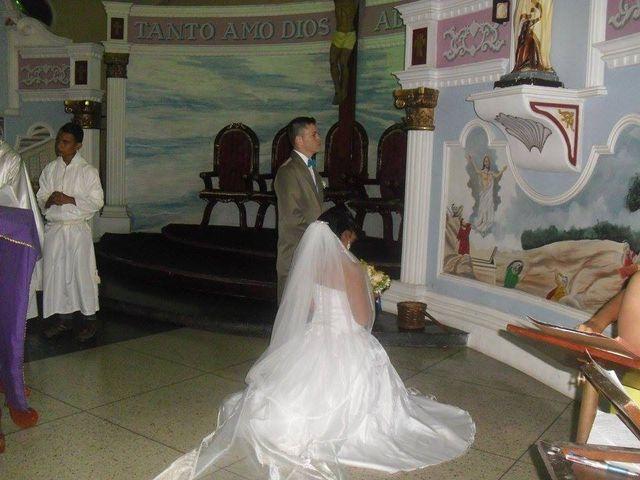 El casamiento de Yolis y Gustavo en Venezuela, Chaco 12