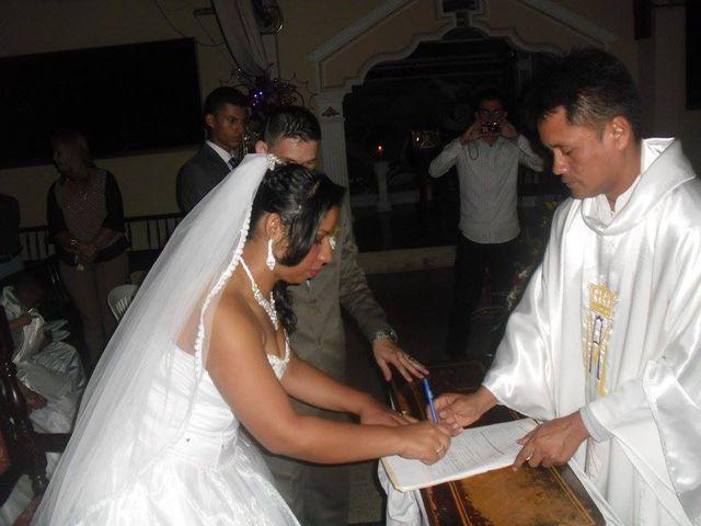 El casamiento de Yolis y Gustavo en Venezuela, Chaco 13