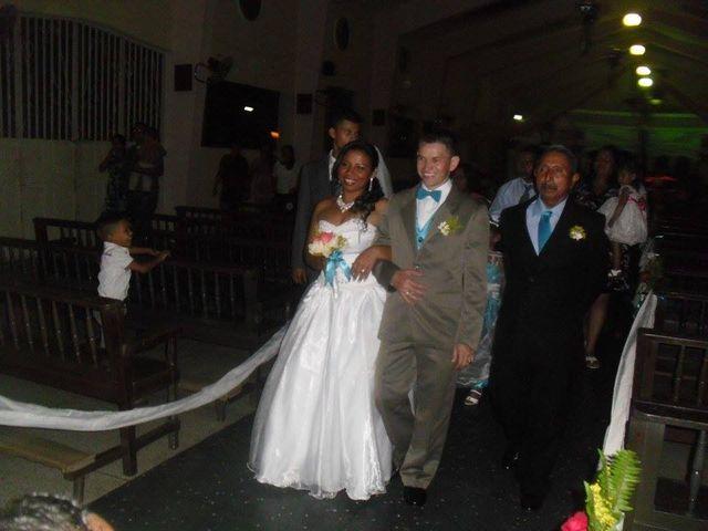 El casamiento de Yolis y Gustavo en Venezuela, Chaco 14