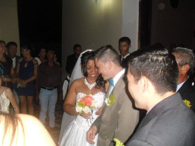 El casamiento de Yolis y Gustavo en Venezuela, Chaco 15