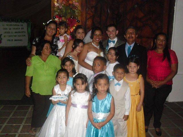 El casamiento de Yolis y Gustavo en Venezuela, Chaco 17