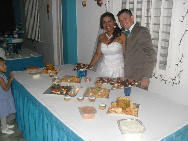 El casamiento de Yolis y Gustavo en Venezuela, Chaco 22