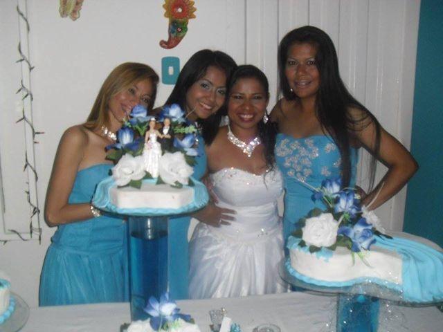 El casamiento de Yolis y Gustavo en Venezuela, Chaco 23