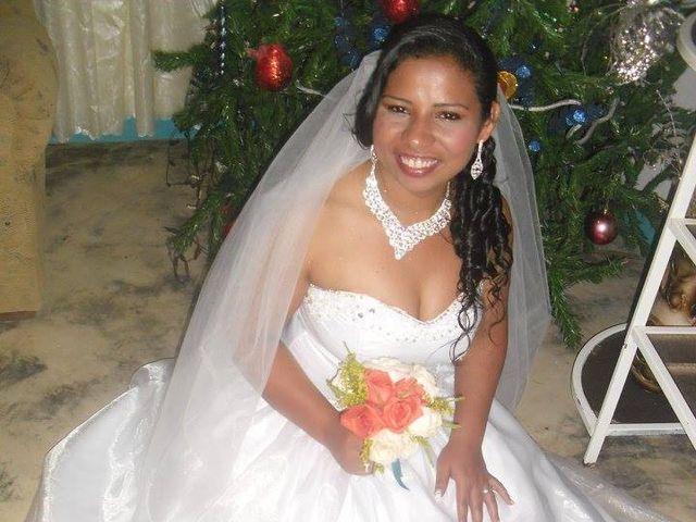 El casamiento de Yolis y Gustavo en Venezuela, Chaco 24