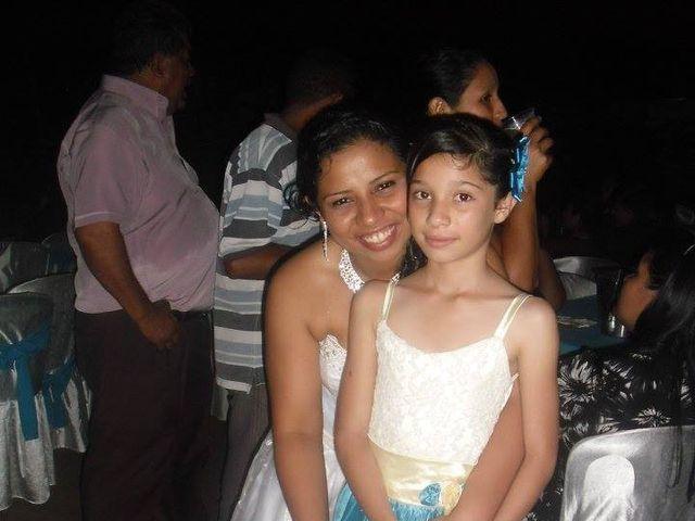 El casamiento de Yolis y Gustavo en Venezuela, Chaco 29