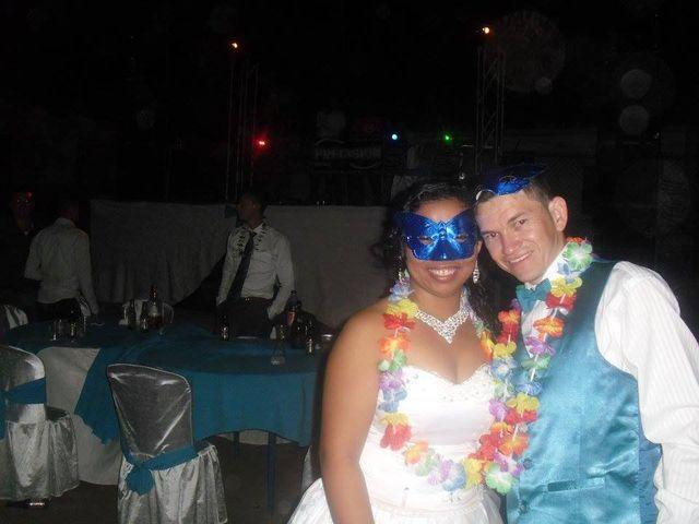 El casamiento de Yolis y Gustavo en Venezuela, Chaco 33