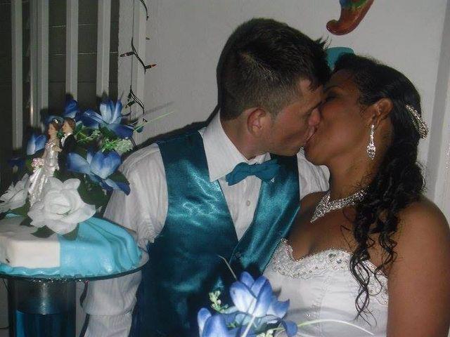 El casamiento de Yolis y Gustavo en Venezuela, Chaco 37