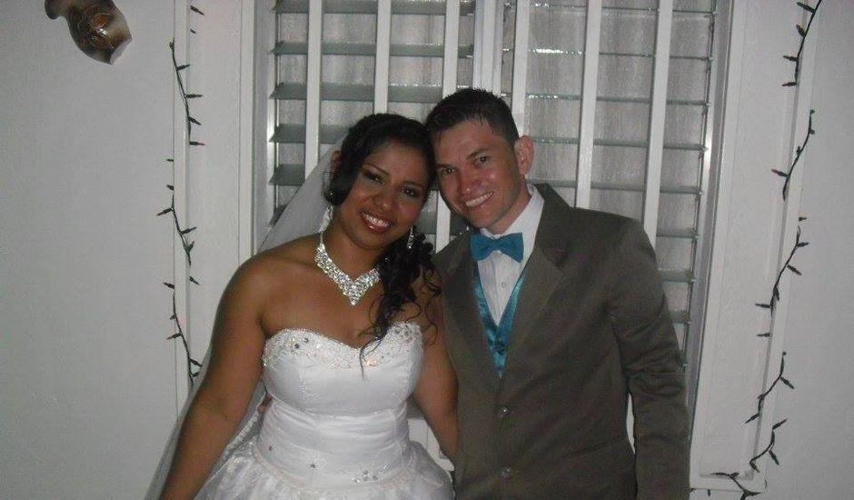 El casamiento de Yolis y Gustavo en Venezuela, Chaco