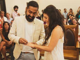 El casamiento de Nayla y Fede 2