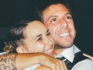 El casamiento de Melina y Emanuel